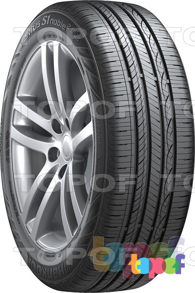 Шины Hankook Ventus S1 noble2 plus H452D. Изображение модели #3
