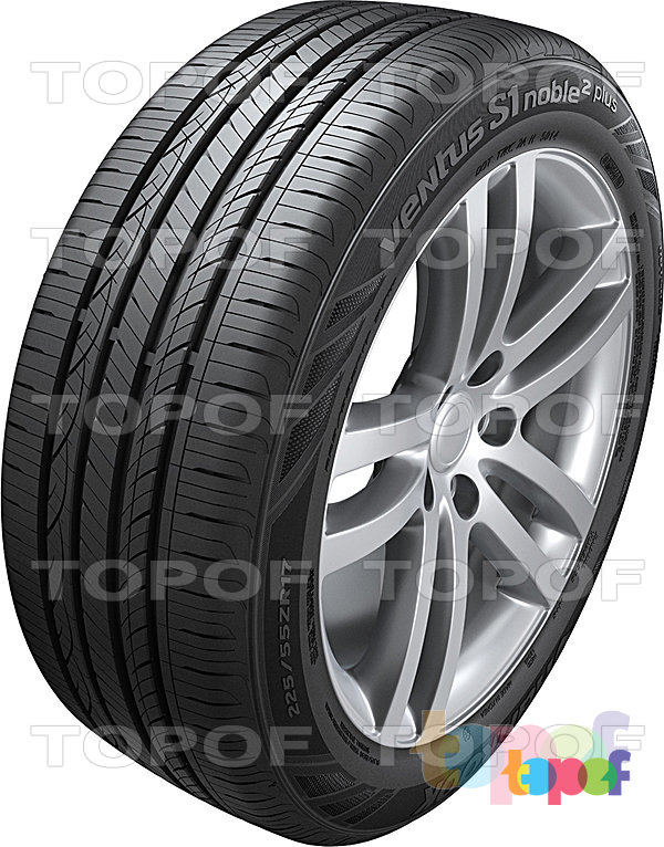Шины Hankook Ventus S1 noble2 plus H452D. Изображение модели #4