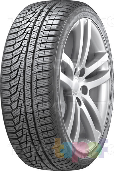 Шины Hankook Winter I*cept evo2 W320 (a). Winter I*cept evo2 W320