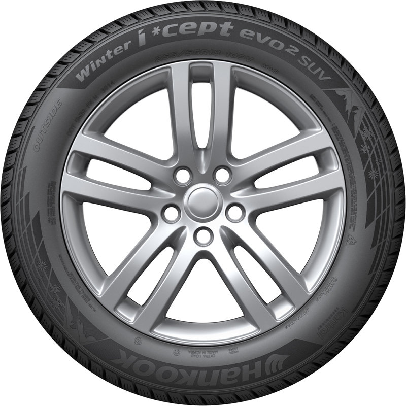 Шины Hankook Winter I*cept evo2 W320 (a). Боковина w320a