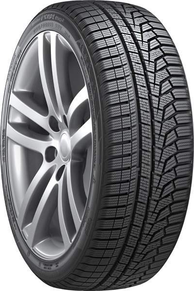 Шины Hankook Winter I*cept evo2 W320 (a). Вид сбоку W320