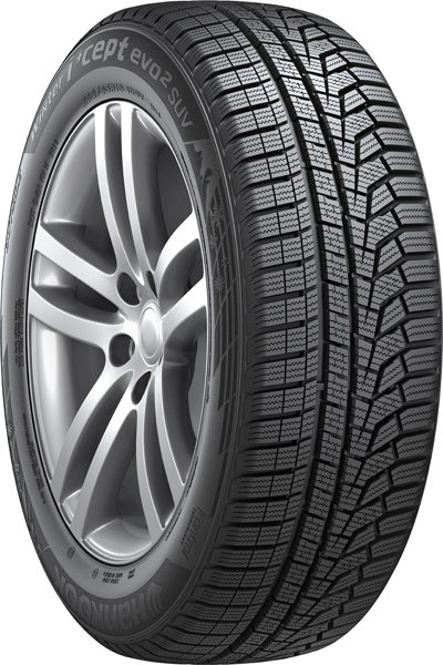 Шины Hankook Winter I*cept evo2 W320 (a). Вид сбоку W320a