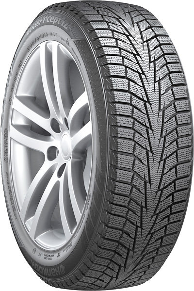 Шины Hankook Winter I*cept iz2 W616. вид слева
