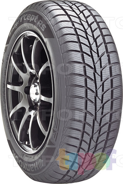 Шины Hankook Winter I*cept RS W442. Изображение модели #1
