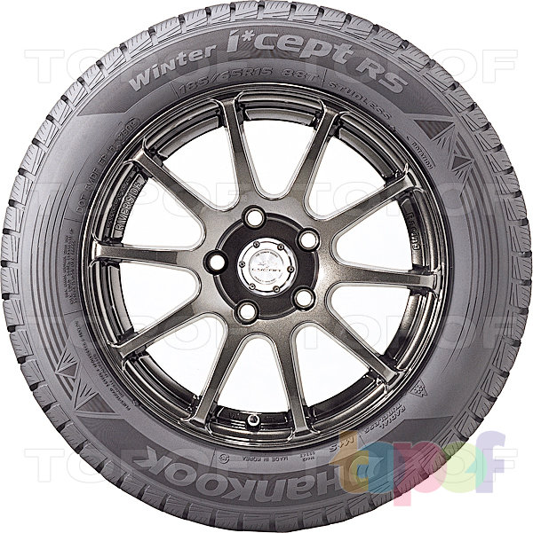 Шины Hankook Winter I*cept RS W442. Изображение модели #3