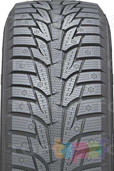 Шины Hankook Winter i*Pike RS W419. Направленный рисунок протектора