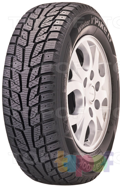 Шины Hankook Winter I*pike RW09