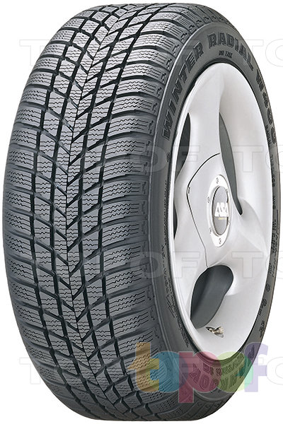 Шины Hankook Winter Radial W400