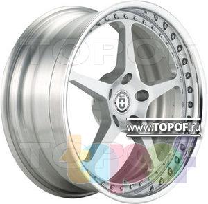 Колесные диски HRE 445R. Изображение модели #1