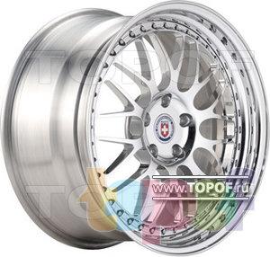 Колесные диски HRE 540. Изображение модели #1