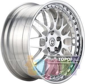 Колесные диски HRE 540R. Изображение модели #1