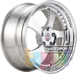 Колесные диски HRE 542. Изображение модели #1
