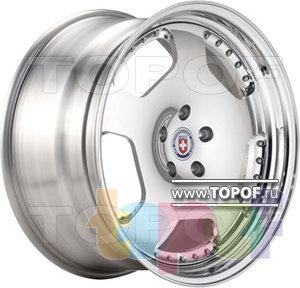 Колесные диски HRE 544. Изображение модели #1