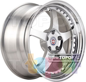 Колесные диски HRE 545. Изображение модели #1