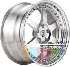 Колесные диски HRE 546. Изображение модели #1