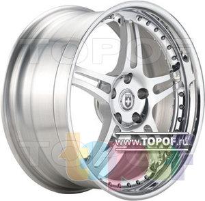 Колесные диски HRE 547R. Изображение модели #1