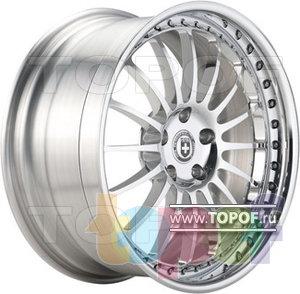 Колесные диски HRE 549R. Изображение модели #1