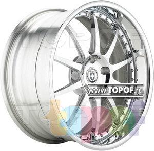 Колесные диски HRE 593R. Изображение модели #1