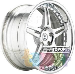 Колесные диски HRE 597R. Изображение модели #1