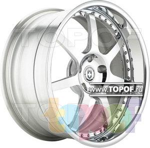 Колесные диски HRE 598R. Изображение модели #1