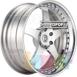 Колесные диски HRE 645R. Изображение модели #1
