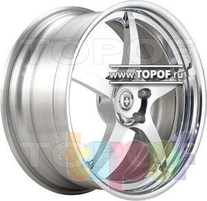 Колесные диски HRE 845R. Изображение модели #1