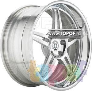 Колесные диски HRE 897R. Изображение модели #1