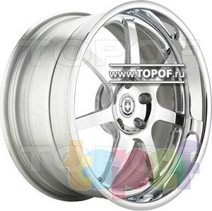 Колесные диски HRE 898R. Изображение модели #1