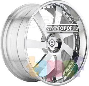 Колесные диски HRE 944R. Изображение модели #1