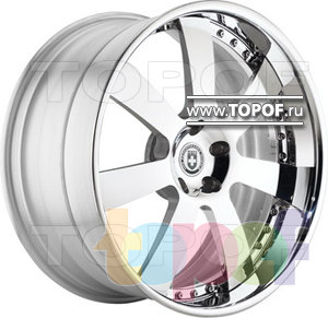 Колесные диски HRE 948R. Изображение модели #1
