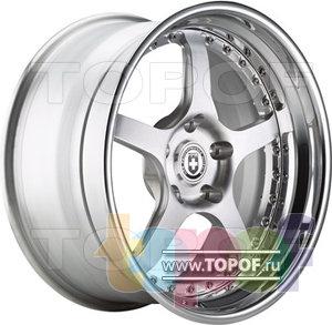 Колесные диски HRE Comp C95. Изображение модели #1