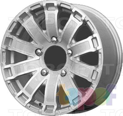 Колесные диски iFree Тополь. Изображение модели #1