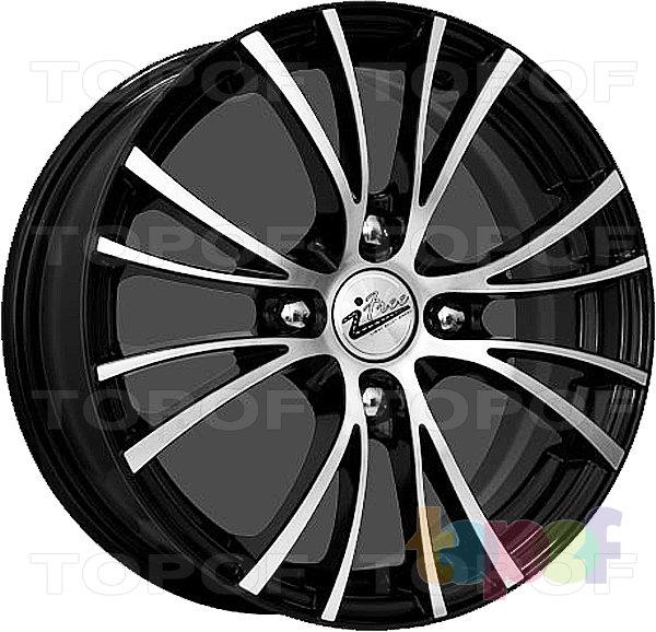 Колесные диски iFree Вольтер. Изображение модели #1
