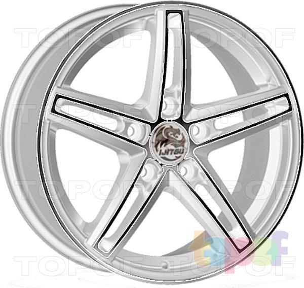 Колесные диски Ijitsu SLK1550 6.5x16 5*112 ET50 d.57.1 GMFP
