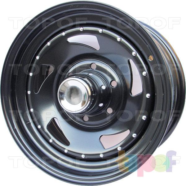 Колесные диски IKON ikn008. Изображение модели #2