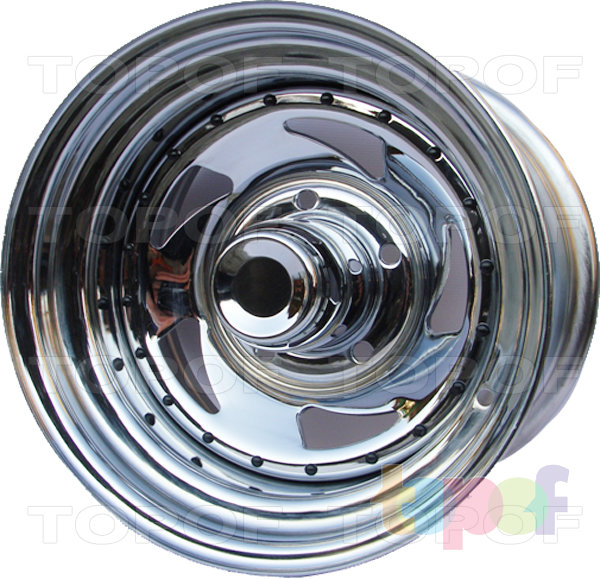Колесные диски IKON ikn010. Изображение модели #3