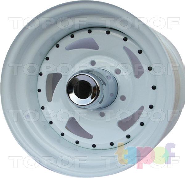Колесные диски IKON ikn012. Изображение модели #3