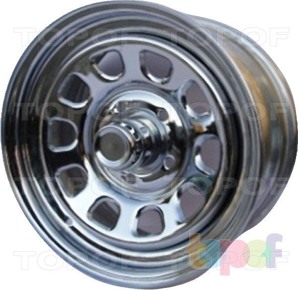 Колесные диски IKON ikn036. Изображение модели #2