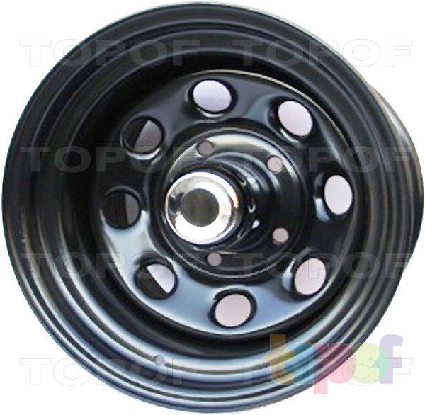 Колесные диски IKON ikn068. Изображение модели #1