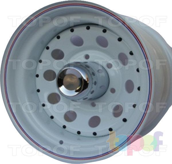 Колесные диски IKON SNC028 - SNC032. Изображение модели #1
