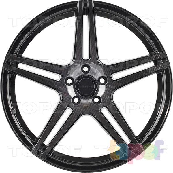 Колесные диски Incurve wheels CF-S5. Carbon Fiber