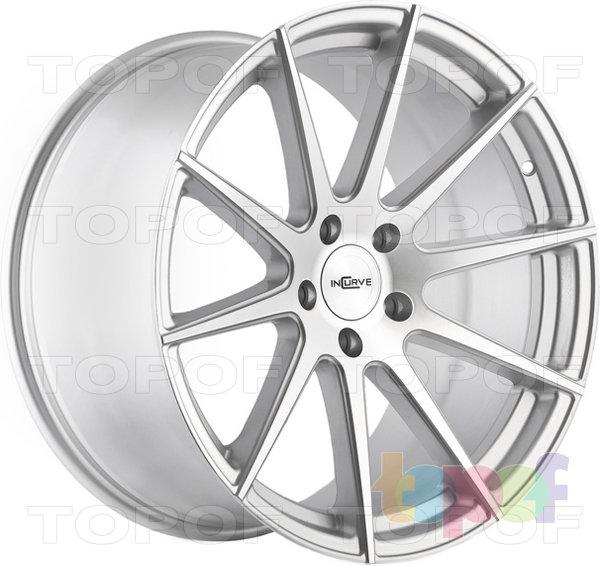 Колесные диски Incurve wheels IC-S10. Изображение модели #1