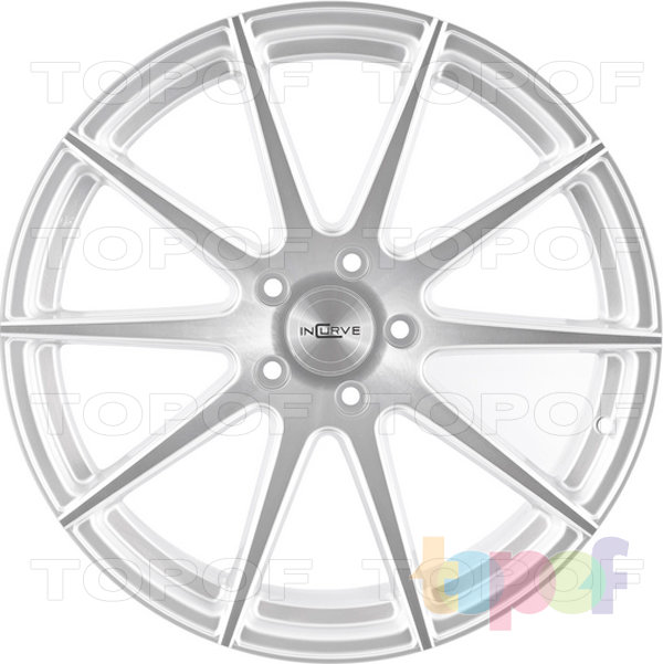 Колесные диски Incurve wheels IC-S10. Изображение модели #2