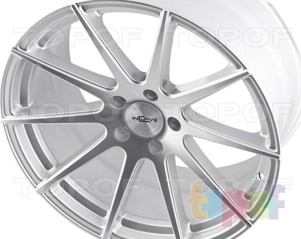 Колесные диски Incurve wheels IC-S10. Изображение модели #3