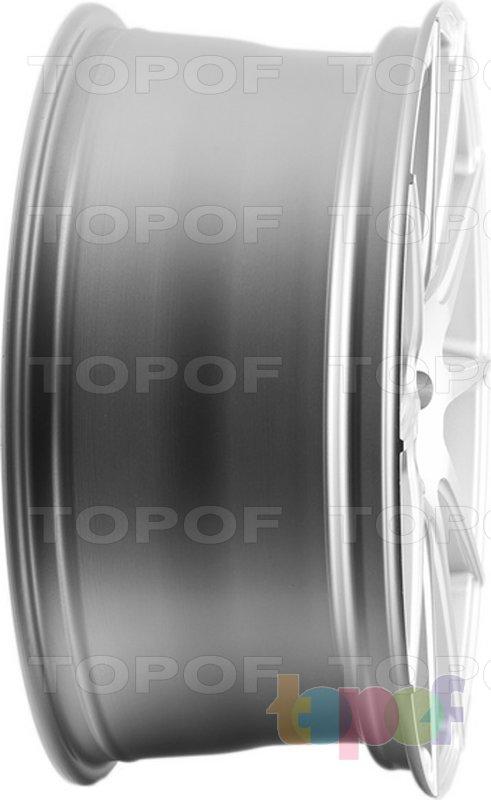 Колесные диски Incurve wheels IC-S10. Изображение модели #4