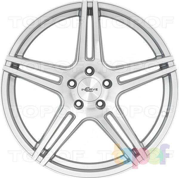 Колесные диски Incurve wheels IC-S5. Цвет 2.0