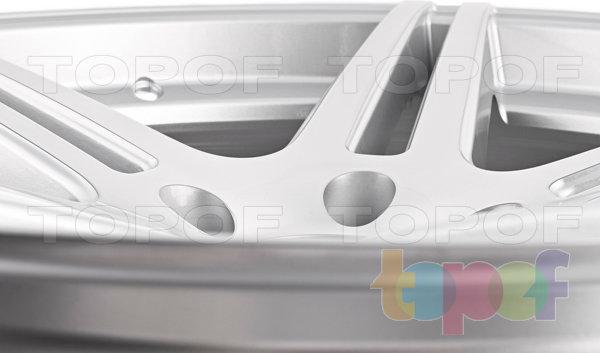 Колесные диски Incurve wheels IC-S5. Цвет S