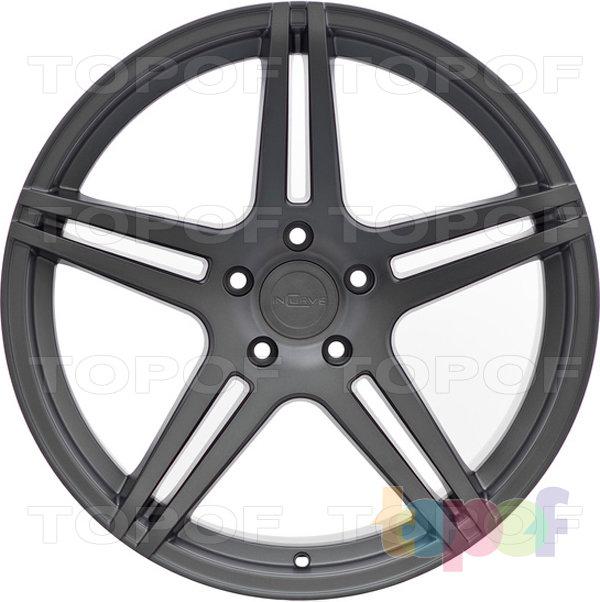 Колесные диски Incurve wheels IC-S5. Цвет матовый серый