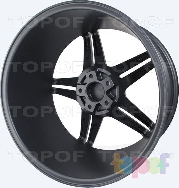 Колесные диски Incurve wheels IC-S5. Изображение модели #2