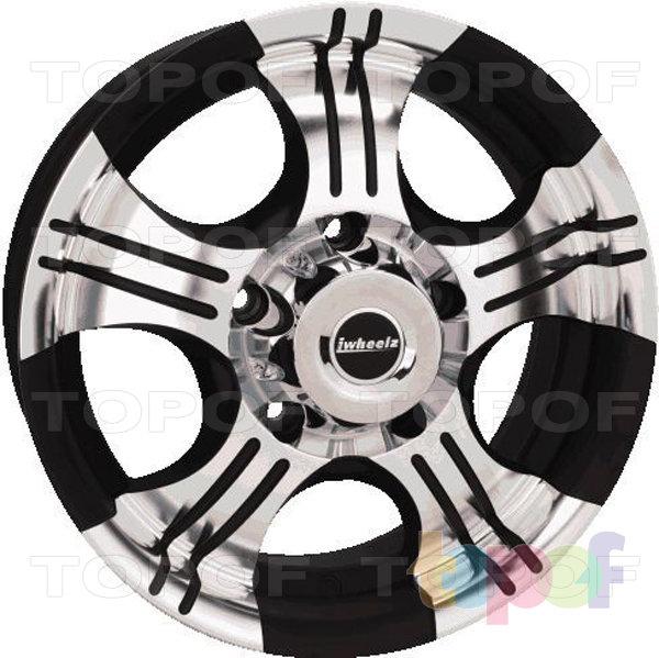 Колесные диски iWheelz Arm. Изображение модели #1